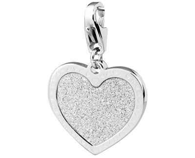 Pandativ romantic Happy Inimă Strălucitoare SHA18