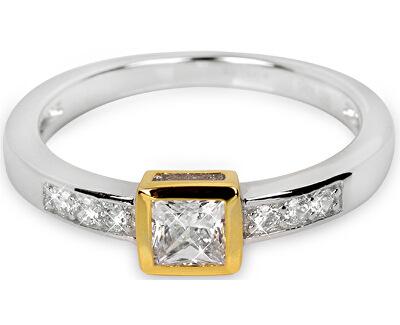 Inel din argint cu cristale SC166
