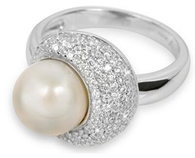 Inel din argint cu perla SC127