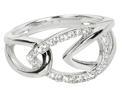 Inel din argint cu zirconii SC192