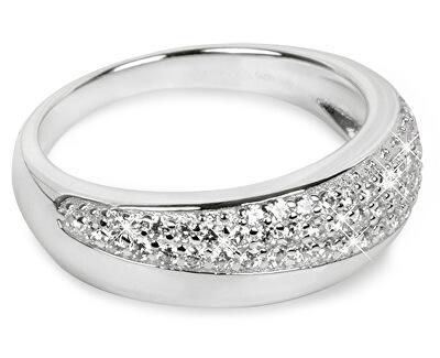 Inel din argint cu zirconii SC218