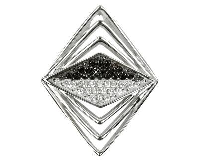 Stříbrný přívěsek s krystaly SC050