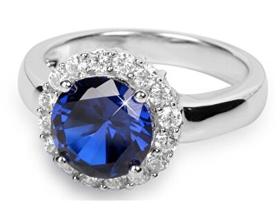 Inel din argint cu cristale SC022
