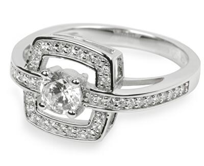 Inel de argint cu cristal SC046
