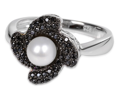 Inel de argint cu cristal SC061