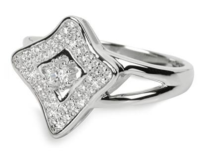 Inel de argint cu cristal SC067
