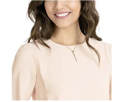 Elegantní bronzový náhrdelník LIFELONG 5390817