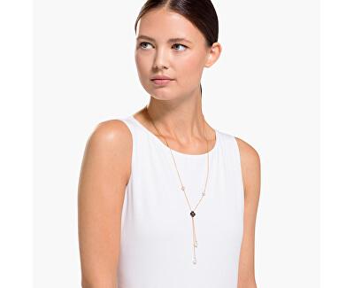 Luxusní dlouhý náhrdelník s krystaly Latisha 5516428