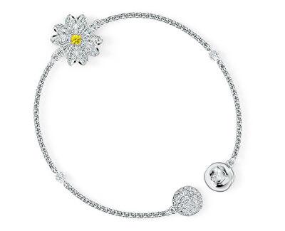 Půvabný květinový náramek Flower Strand 5544039 - SLEVA