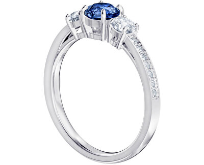 Trblietavý prsteň Attract Trilogy 5448900