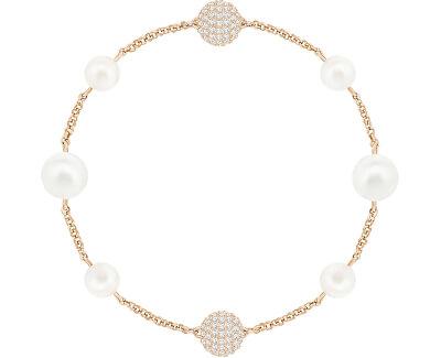 Bronzový náramek s perličkami REMIX 5365738