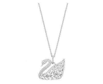 Luxusní náhrdelník s labutí Swan 5259152 - SLEVA