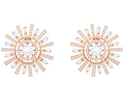 Luxusní náušnice s krystaly Swarovski Sunshine 5464833