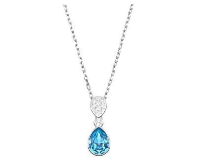 Stylový náhrdelník s krystaly Ocean 5465292 - SLEVA