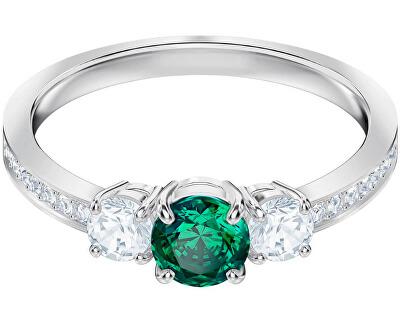 Trblietavý prsteň Attract Trilogy 5448893