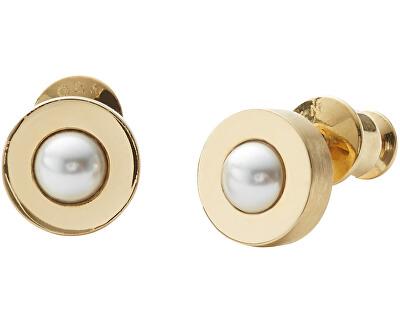 Cercei din aur cu perlă de damă SKJ0801710