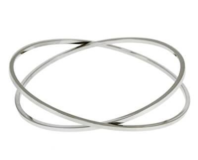 Brățară dubla din oțel SKJ0775040