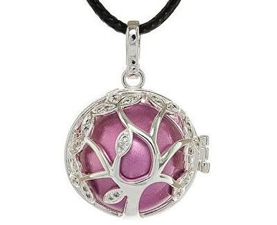 Dámský náhrdelník Rolnička Strom života K8SF20