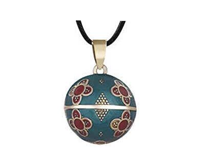 Pozlátený náhrdelník Rolnička India DZ20