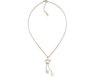 Bronze Halskette mit Sternen TH2700849