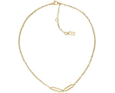 Dámsky pozlátený náhrdelník TH2780056