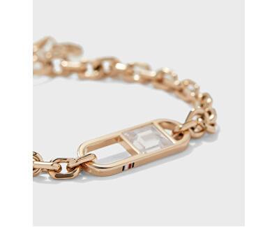 Brățară stilată pentru femei cu cristal Th2780238