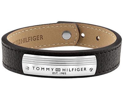 Designový kožený náramek TH2790179