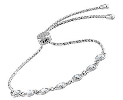 Brățară eleganta din oțel cu cristale TH2780225