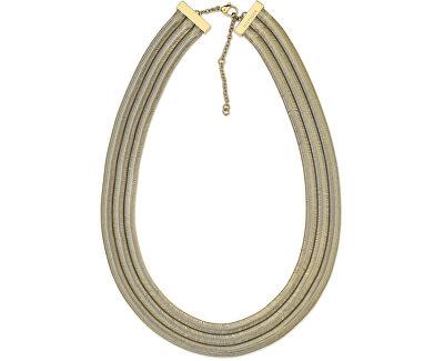 Luxusné pozlátený náhrdelník TH2701029