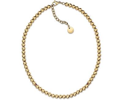 Colier minunat accesorii din oțel placate cu aur TH2700793