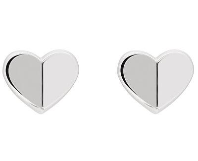 Ocelové náušnice Srdce TH2780299