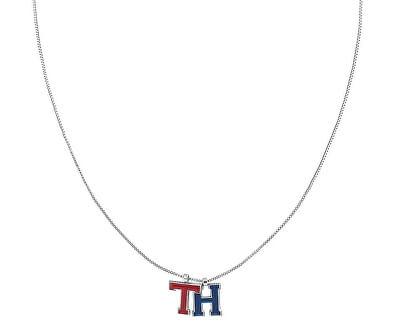 Oceľový náhrdelník s príveskom TH2780095