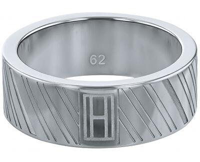 Pánsky oceľový prsteň TH2701102