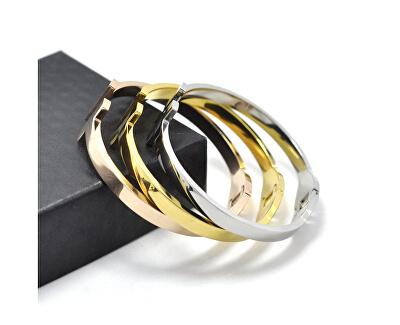luxuriöses Stahlarmband für Frauen