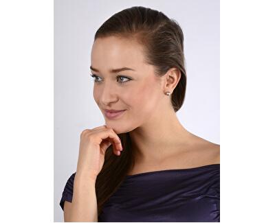 Ohrringe Iridescent Blue