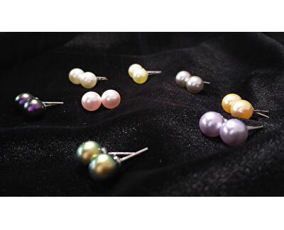 Cercei Pearl Iridescent Purple