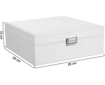 Designová patrová šperkovnice JDS305W - SLEVA