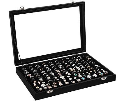 Krásná paleta na prsteny JDS301 - SLEVA