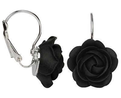 Cercei floare neagra