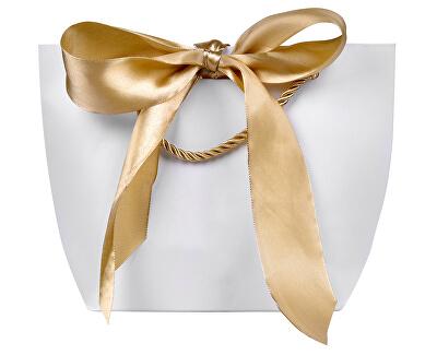 Dárková taška se zlatou stuhou M
