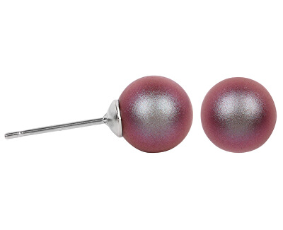 Cercei Pearl Iridescent Red