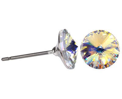 Náušnice Rivoli 8 mm Crystal AB