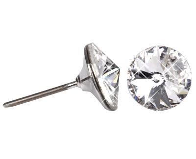 Náušnice Rivoli 8 mm Crystal