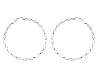 Cercei rotunzi din oțel 2-5 cm