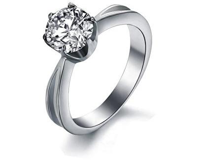 Inel din oțel cu cristal KRS-174