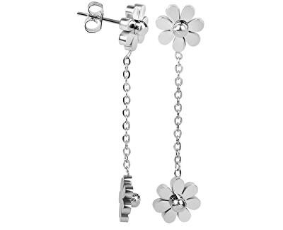 hängende Blumen Ohrringe