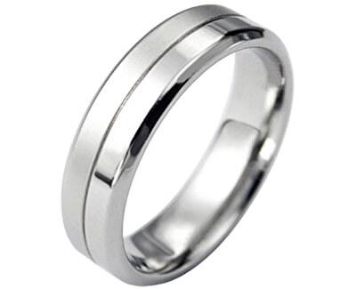 Ocelový prsten RSS431