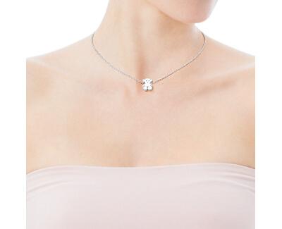Strieborný náhrdelník s medvedíkom 015904510 (retiazka, prívesok)