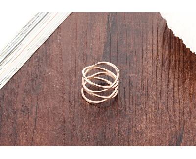 Inel din bronz cu oțel romantic KRS-275