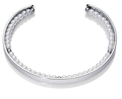 Stahlarmband mit Perlen 75113P01000